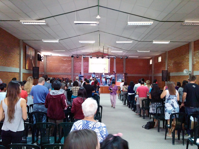 Cochabamba International Church - Sunday Morning